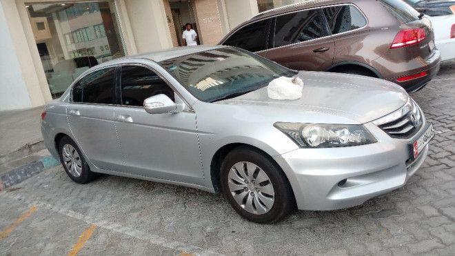 2011 Honda Accord for sale in Abu Dhabi