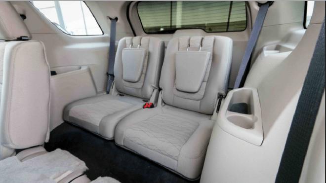 2013 Black Ford Explorer 4WD for sale in Abu Dhabi, UAE.