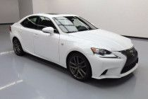 2015 Lexus IS 250 For Sale In Abu Dhabi - Perfect Condition