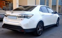 Toyota Corolla 2016 For Sale In Bahrain - X 2.0 - Good Condition