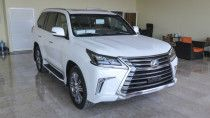 2007 Lexus LX 470 V8 for sale in Abu Dhabi  Abu Dhabi  UAE  Storat
