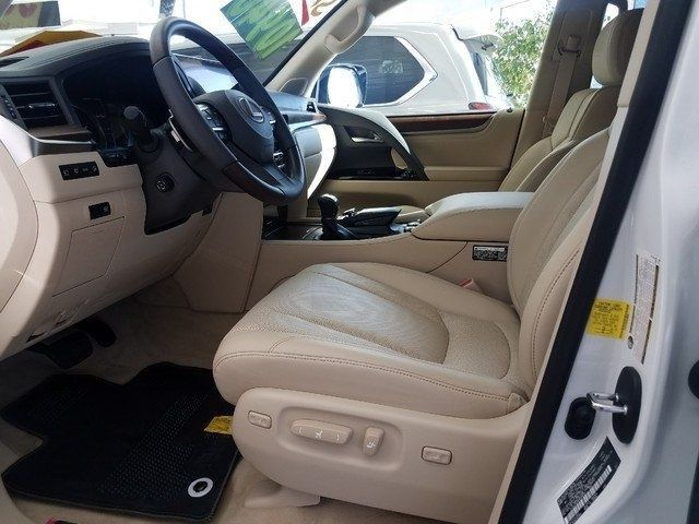 2017 Lexus LX 570 For Sale In Abu Dhabi - Full Option Number 1