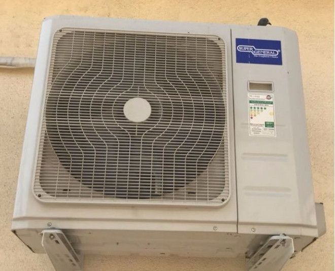 2.5 Ton Split AC Piston Copper Compressor - 1 Month Used 25% Discount