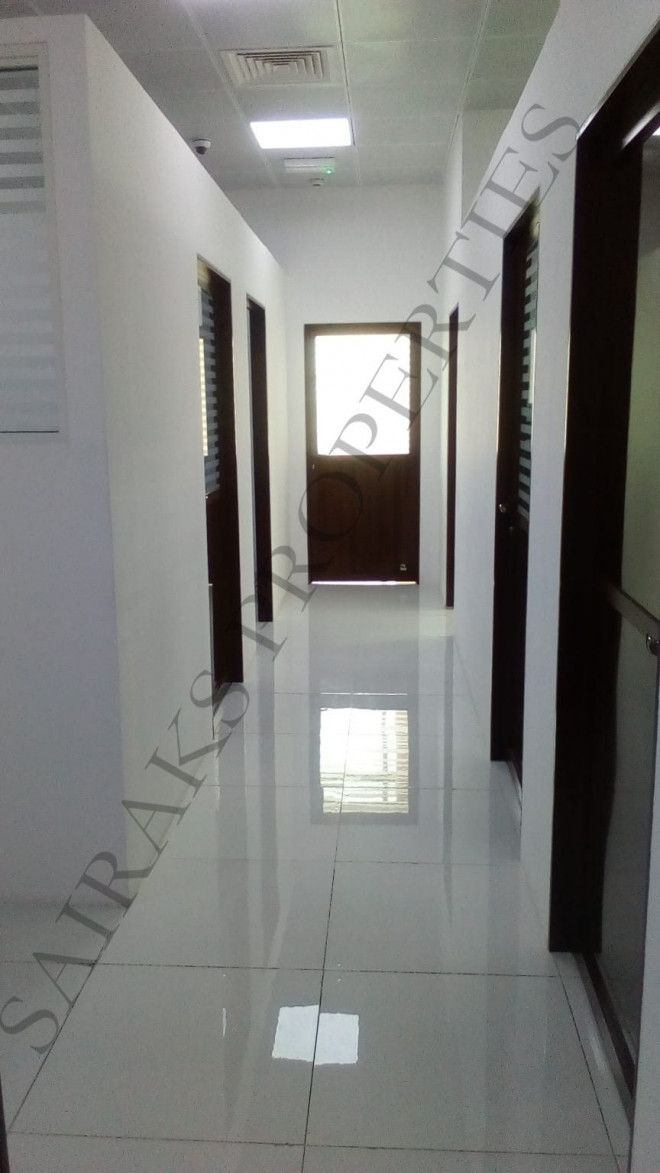 3 Partitioned Office room space and a reception space for rent ...