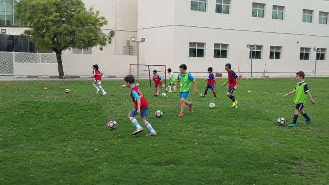 30% Discount on Football Classes in Sharjah at Ramla Sports