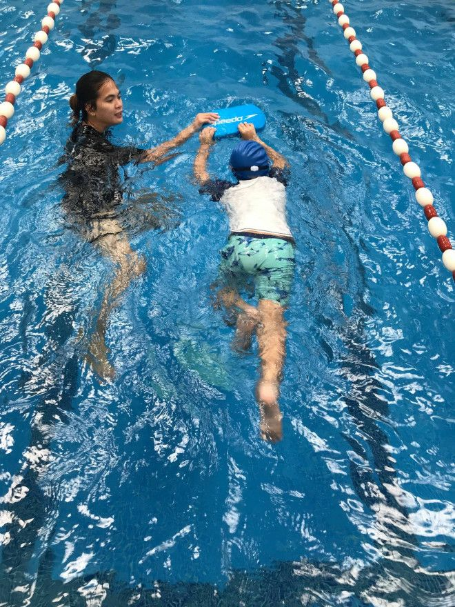 40% Discount on Swimming Lessons in Al Muhaisnah | Ramla Sports