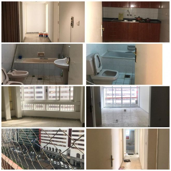 3BHK Apartment For Rent In Abu Dhabi - Next To Eldorado Cinema Building