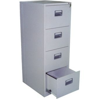 4 drawer filing cabinet metal grey colour heavy duty - offer 1 drawer file cabinet