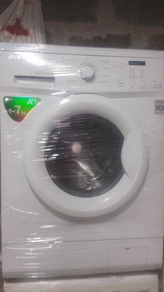lg inverter directdrive 7kg washing machine
