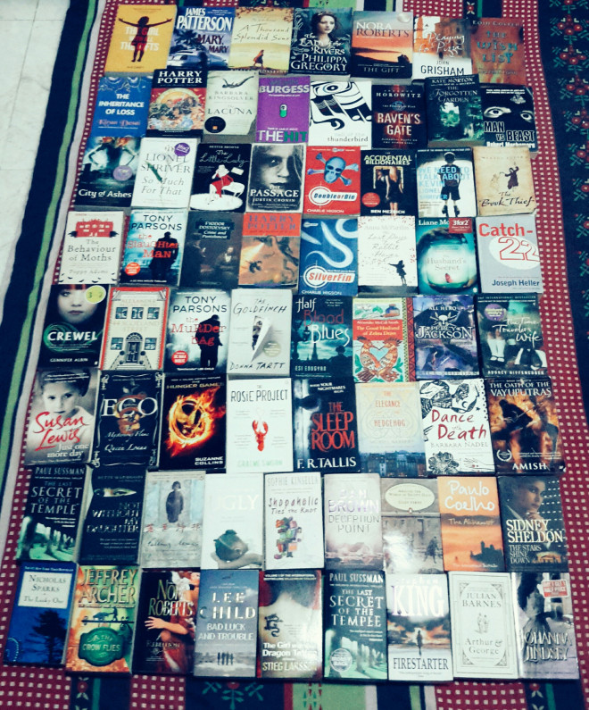 Amazing Collection of Novels for Sale!!!
