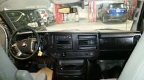 2012 Chevrolet Express 3500 Extended-GCCخليجى