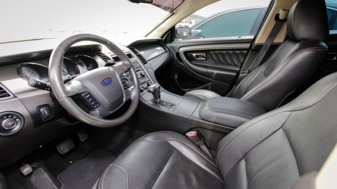 Ford Taurus 2011 available for sale in Abu Dhabi