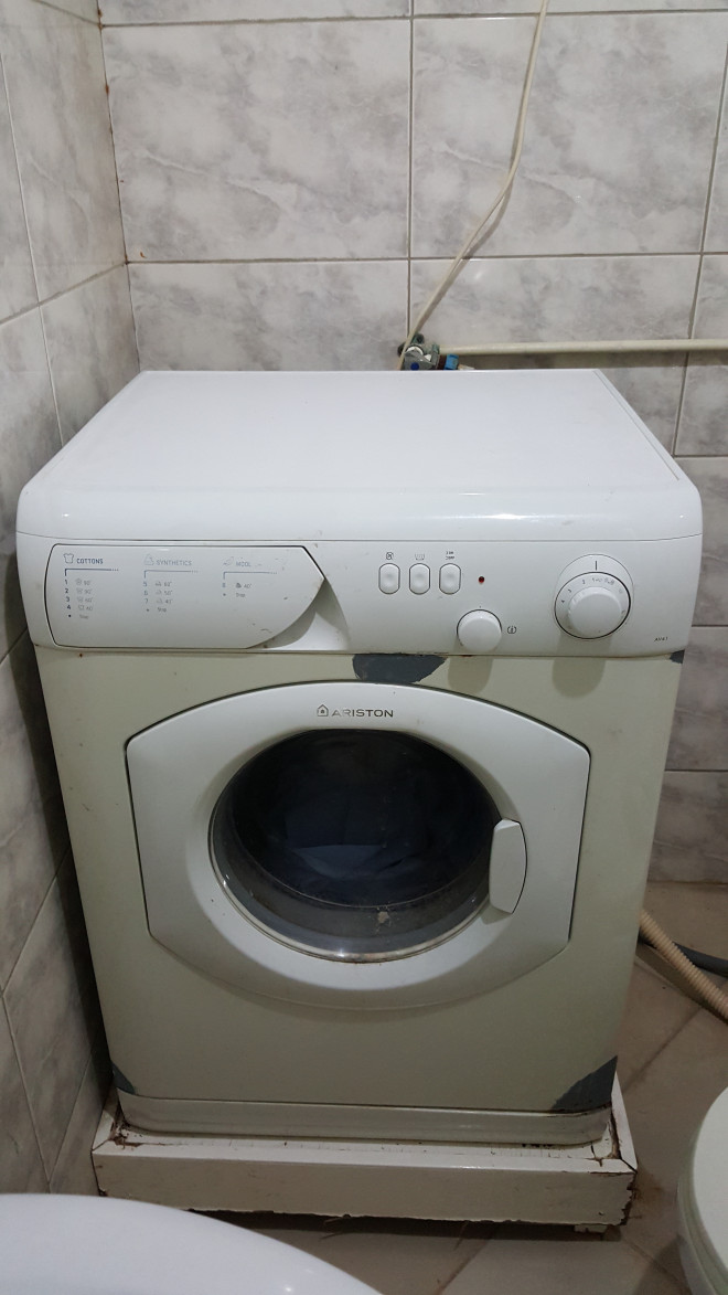 Machine Ariston Great Ariston Washing Machine With
