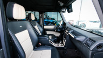 2011 Mercedes-Benz G 55 AMG V8 BITURBO