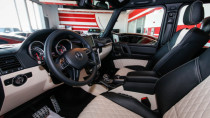 2016 Mercedes-Benz G 63 AMG BRABUS Kit available in Abu Dhabi