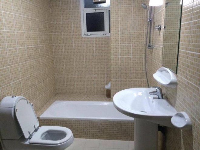 WONDERFUL 3BHK WITH BEAUTIFUL COMPOUND WITH FOR RENT IN MBZ 110K
