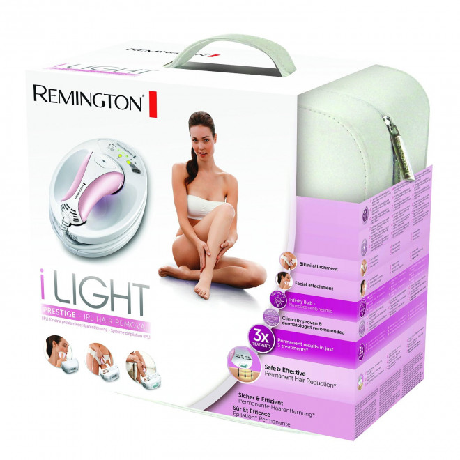 Remington iLight Prestige IPL Hair Removal System - IPL6750