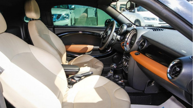 2012 Mini Cooper S Coupe Availble for Sale in Abu Dhabi