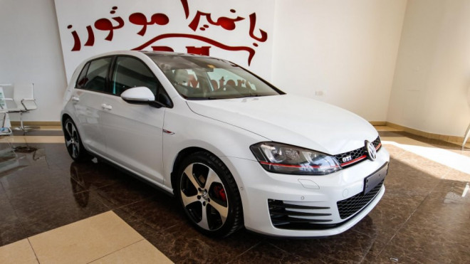 2016 Volkswagen Golf GTI Available for Sale in Abu Dhabi