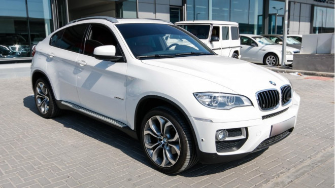 2013 BMW X6 XDRIVE 35i Available for Sale in Abu Dhabi
