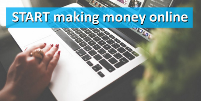 The Best Way To Make Money Online  Earn some $$$ With Just A ...