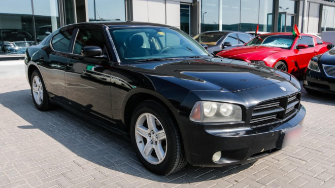 2008 Dodge Charger Available for Sale in Abu Dhabi