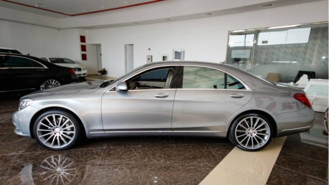 2014 Mercedes-Benz S 500 Available for Sale in Abu Dhabi