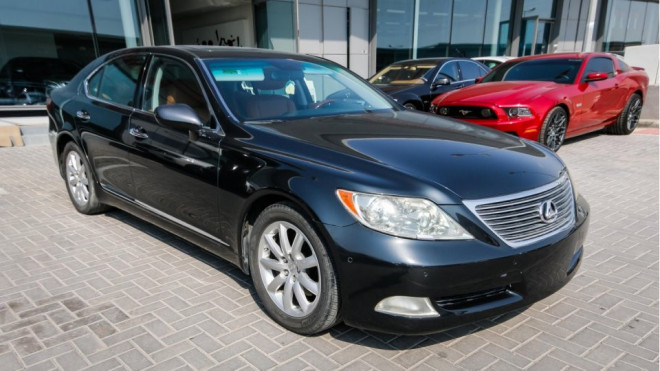 2007 Lexus LS 460 Available for Sale
