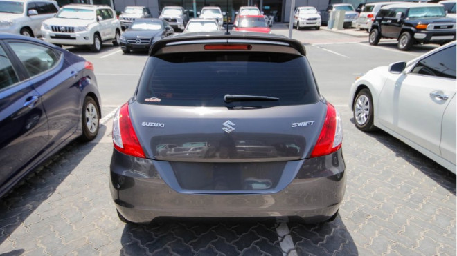 2015 Suzuki Swift Available for Sale in Abu Dhabi