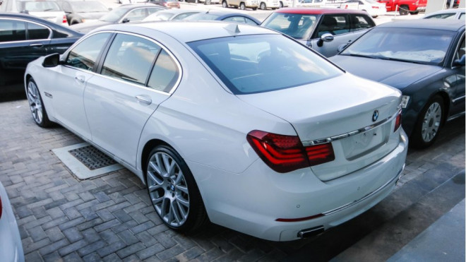 2014 BMW 740 Li Available for Sale in Abu Dhabi