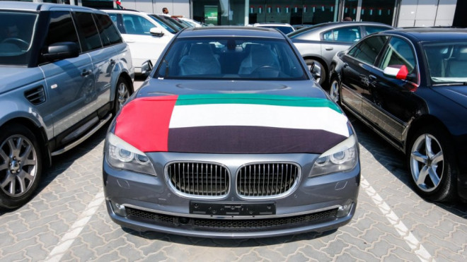 2011 BMW 740 Li Available for Sale in Abu Dhabi