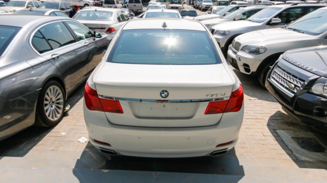2011 BMW 750 Li Available for Sale in Abu Dhabi