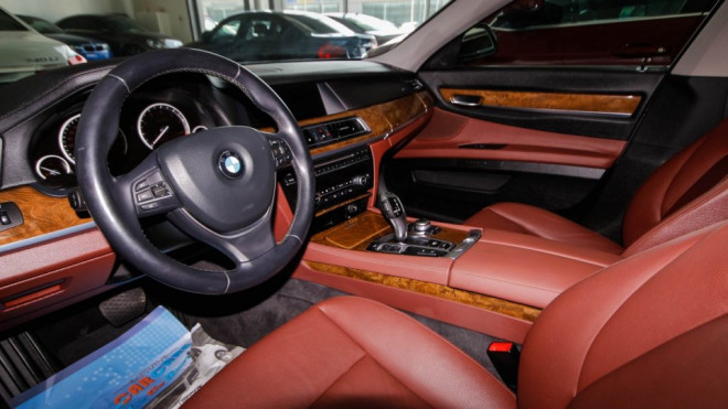 2012 BMW 730 Li Available for Sale in Abu Dhabi