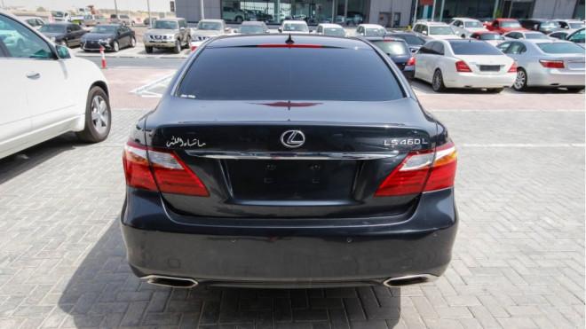 2011  Lexus LS 460 L for sale in Abu Dhabi
