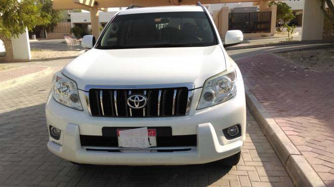 Toyota Land Cruiser Prado for Sale in Al Gharbia, Abu Dhabi - Family Owned Car