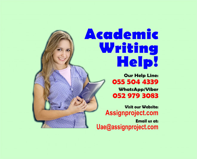 Academic Writing Help Services