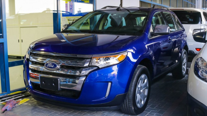 Ford Edge Available For Sale In Dubai