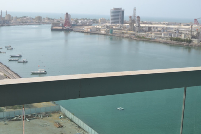 Sea View Studio Apartment for Sale in Julphar Towers