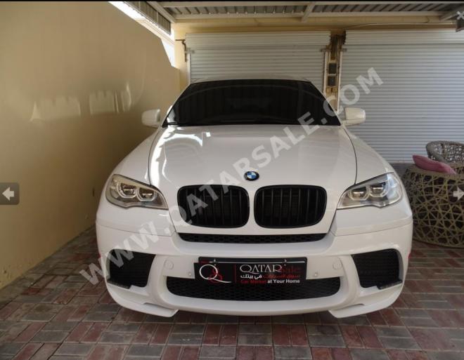BMW X 6 M power performance special edition