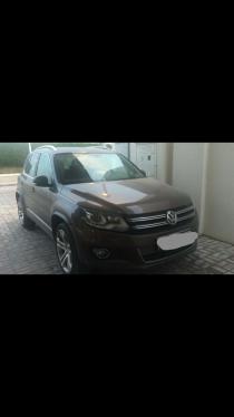 Volkswagen Tiguan for sale in Qatar