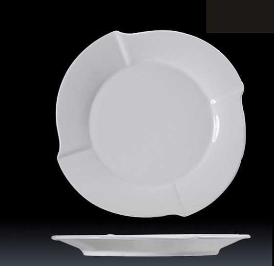 DUBAI HOTEL SUPPLY OF CERAMIC FLORAL DINNER PLATE