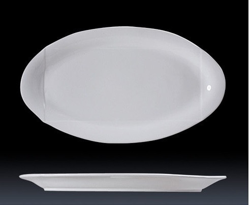 DUBAI HOTEL SUPPLY OF CERAMIC OVAL DISH