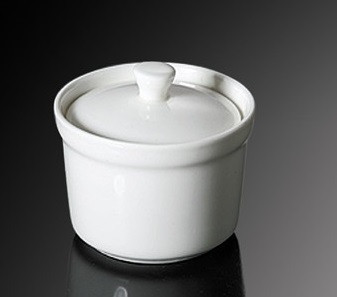 DUBAI HOTEL SUPPLY OF CERAMIC SUGAR POT