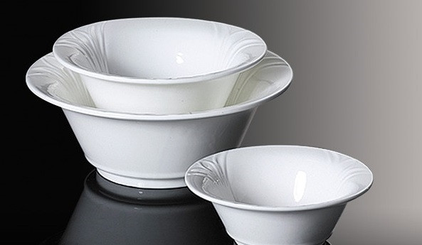 "DUBAI HOTEL SUPPLY OF CERAMIC BELL SOUP BOWL 6"", 7"", 9"" INCH"