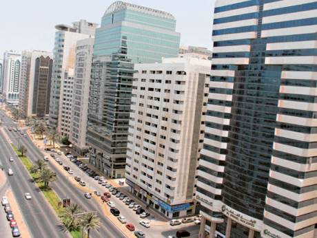 2 beedrooms apartment for rent in Abu Dhabi