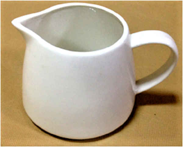 DUBAI HOTEL SUPPLY OF CERAMIC CYLINDRICAL MILK POT