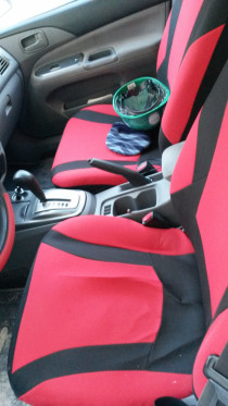 Mitsubishi Lancer Car for sale 2010 Model in Doha Perfect Condition