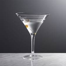 DUBAI HOTEL SUPPLY OF MARTINI GLASS