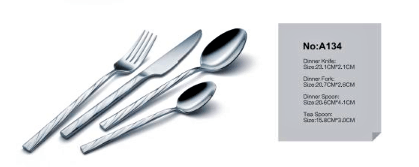 LINEAR DINNER CUTLERY (4)