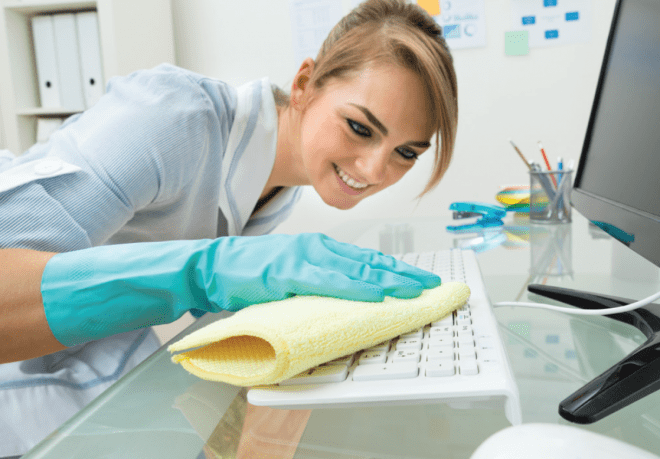 Commercial Cleaning Services in Abu Dhabi - House Care